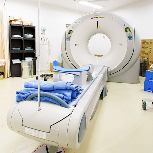 大西メディカルクリニックMRI