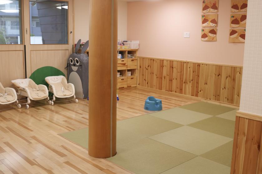 戸田市の保育園 こだま虹保育園_保育室➁