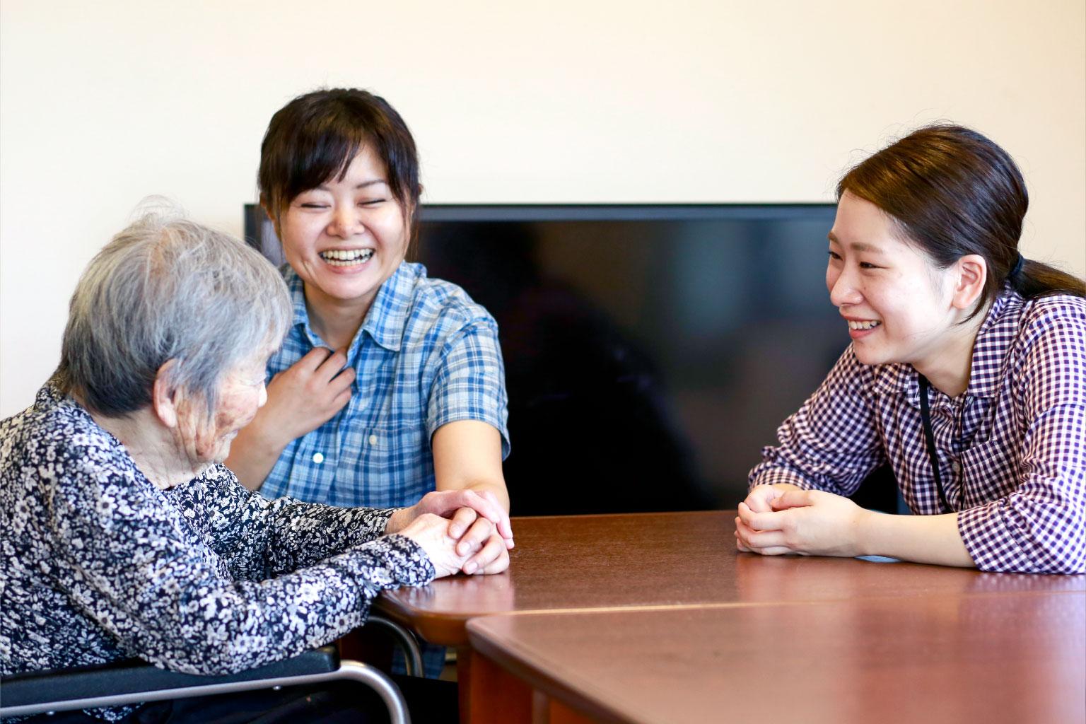 特定施設入居者生活介護事業