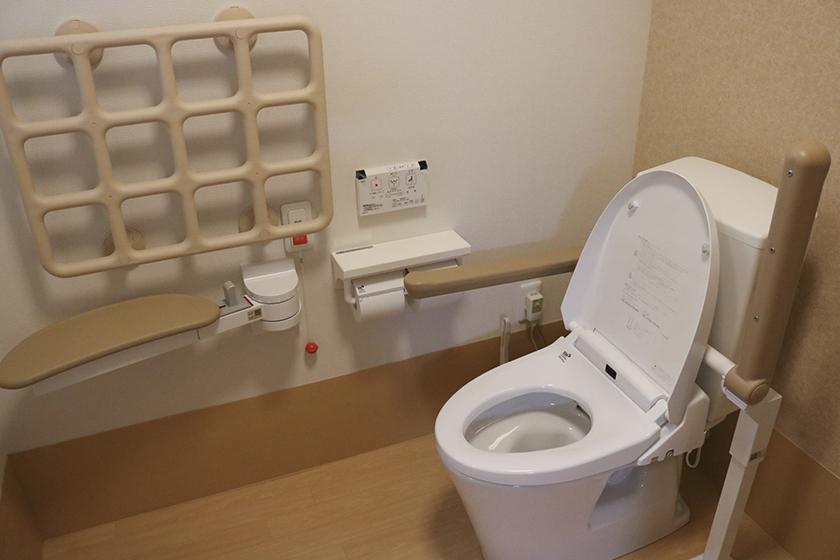 ゆとり庵武庫之荘 トイレ