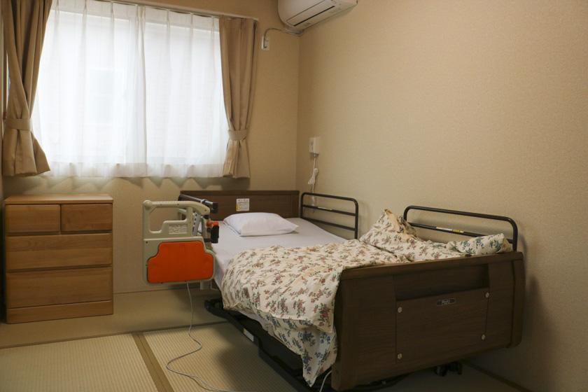 明石市の小規模多機能型居宅介護_ゆとり庵西舞子_和室