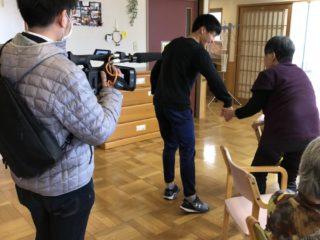 BANBAN-TVで「ふたばの里」の村井選手が取り上げられました。
