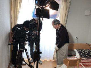 NHK「おはよう日本」で「グループホーム国岡」の福永さんが取り上げられました。