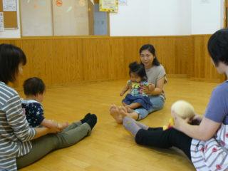 親子教室(ルンルン)がありました。