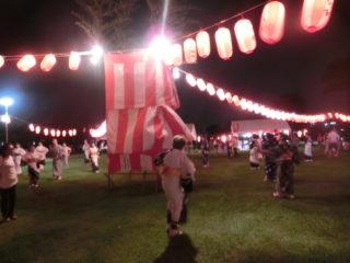 夏祭り(すこやか)