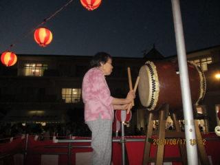稲美苑 盆踊り大会
