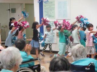 第2回新白岡病院訪問(ひまわり組)