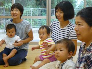 ルンルン(0歳児)親子教室