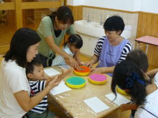 親子教室ランラン(1歳児)コース