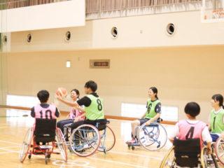 【広報ブログ】車いすバスケ&福祉体験イベントレポート