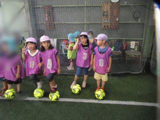 サッカー教室⚽
