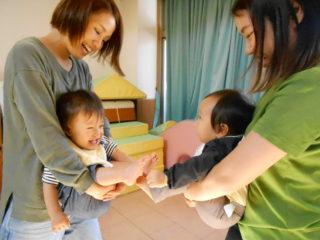 親子育脳ヨガ・1歳未満(子育て支援)