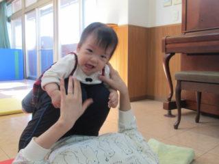 親子育脳ヨガ~1歳未満~(子育て支援)