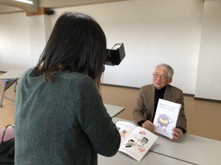 食中毒防止絵本が神戸新聞に掲載されました