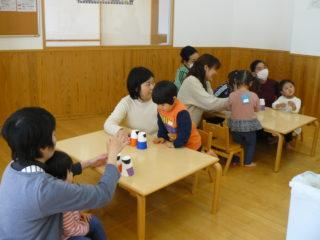 親子教室ランラン(1歳児)コース 最終回