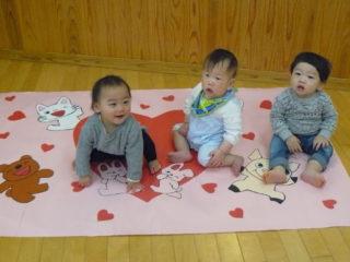 ぷち・ルンルン(6~12か月の乳児対象)