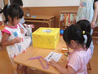 夏祭り 2日目(3・4・5歳児)