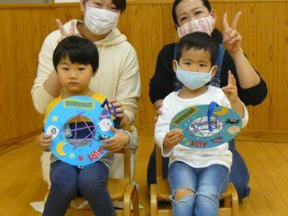令和2年度親子教室サンサン(2歳児)