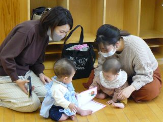 ぷち・ルンルン(生後6~12か月の乳児対象)