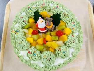 【ケアハウス】クリスマス会