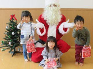 子育てひろば 「クリスマス製作 No.2」