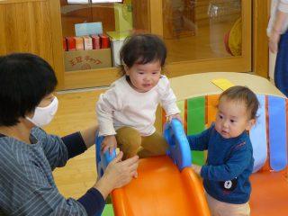 令和2年度後期親子教室ルンルン(0歳児)