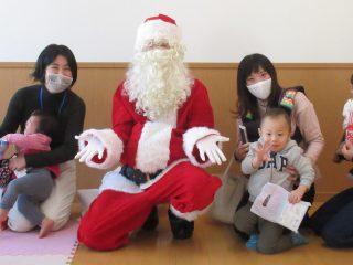 子育てひろば 「クリスマス製作」