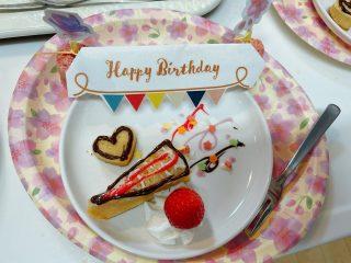 🎂今月のお誕生日🎂
