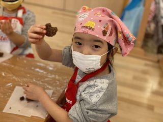 食育『クッキー作り🍪』