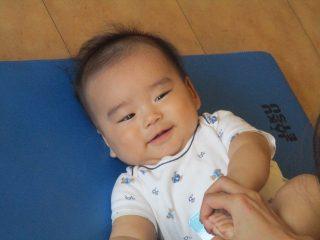 親子育脳ヨガ(1歳未満)