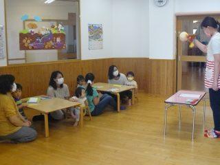 支援センター虹🌈育児講座🔶キラキラ🔶