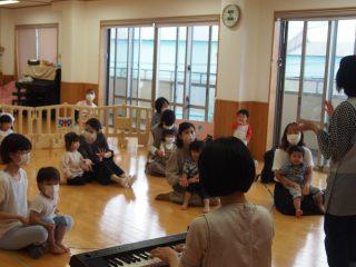 支援センター虹🌈「英語で遊ぼう」育児講座🔶キラキラ🔶